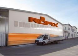 Il nuovo stabilimento RÖFIX per prodotti in pasta a Prevalle