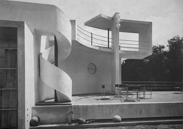 Nervi, Palazzetto Sport Roma, Courtesy of RIBA