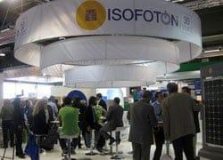 Isofoton trionfa al Solarexpo