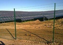 Da Betafence Security Projects soluzioni anti-intrusione per il sito fotovoltaico di Montalto (Vt)