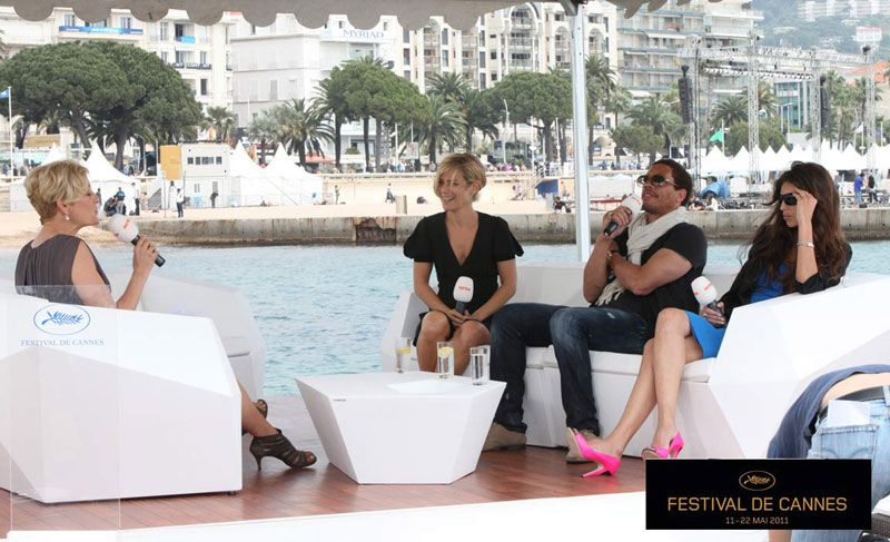 VONDOM partner del Festival di Cannes