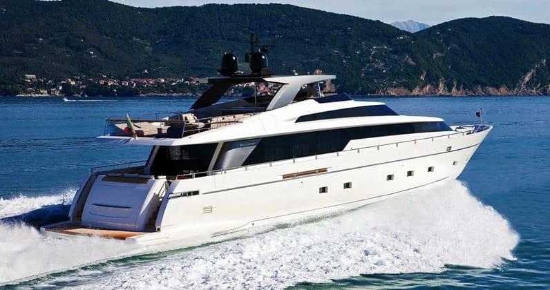 Valli Arredobagno arreda gli Yacht nel mondo