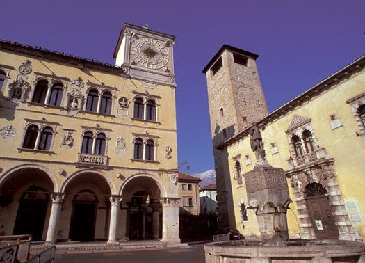 Belluno riqualifica P.zza Martiri e P.zza Vittorio Emanuele
