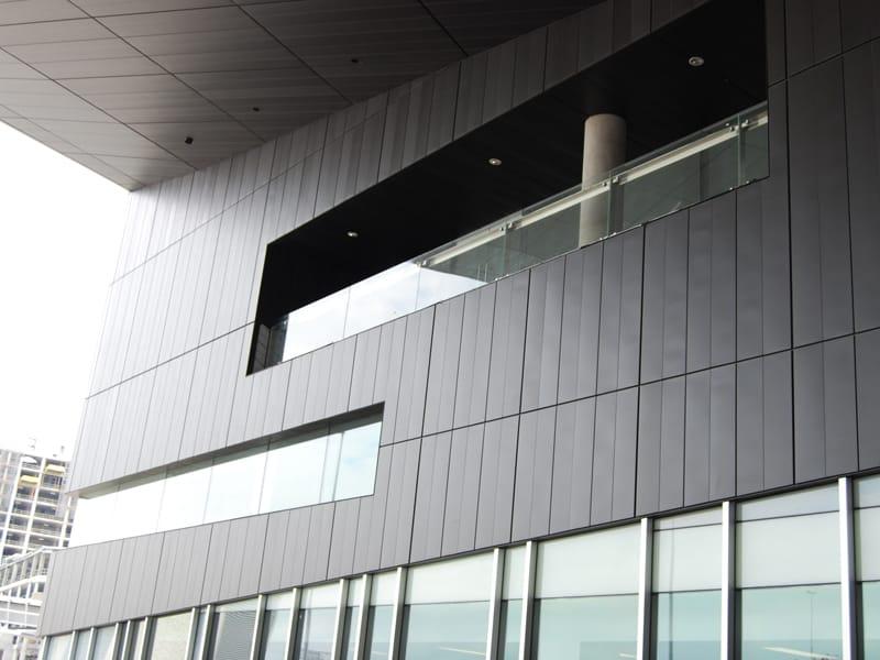 Anthra-Zinc per il Melbourne Convention Centre