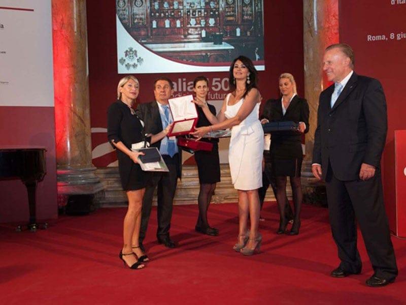 Imprese storiche d'Italia: Fassa Bortolo tra i premiati