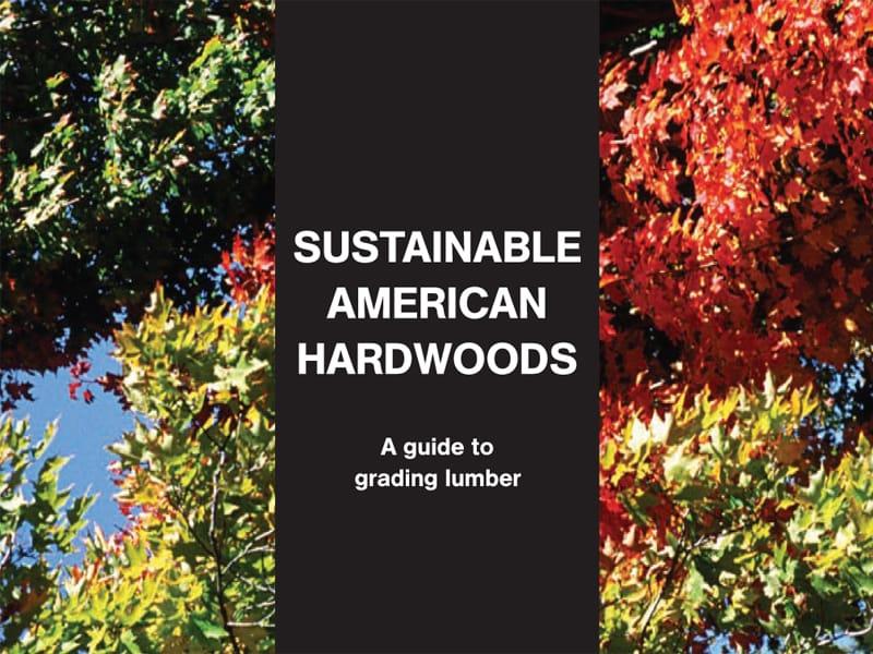AHEC - nuovo DVD sulla classificazione dei segati di latifoglie americane