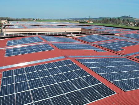 Isofoton fornisce 1 MW per i tetti della Rodolfi Mansueto Spa