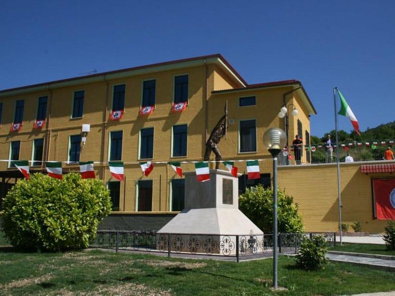 AkzoNobel con AIB nel cuore dell'Abruzzo