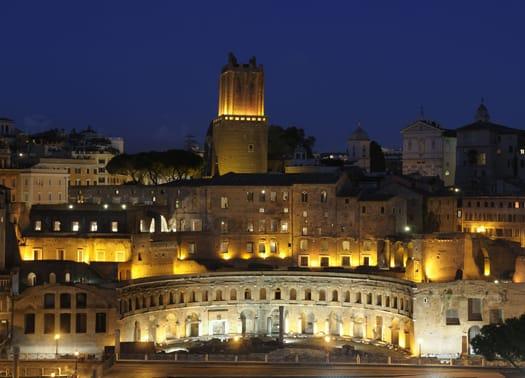 A Roma un percorso tra architettura e archeologia nei Mercati di Traiano