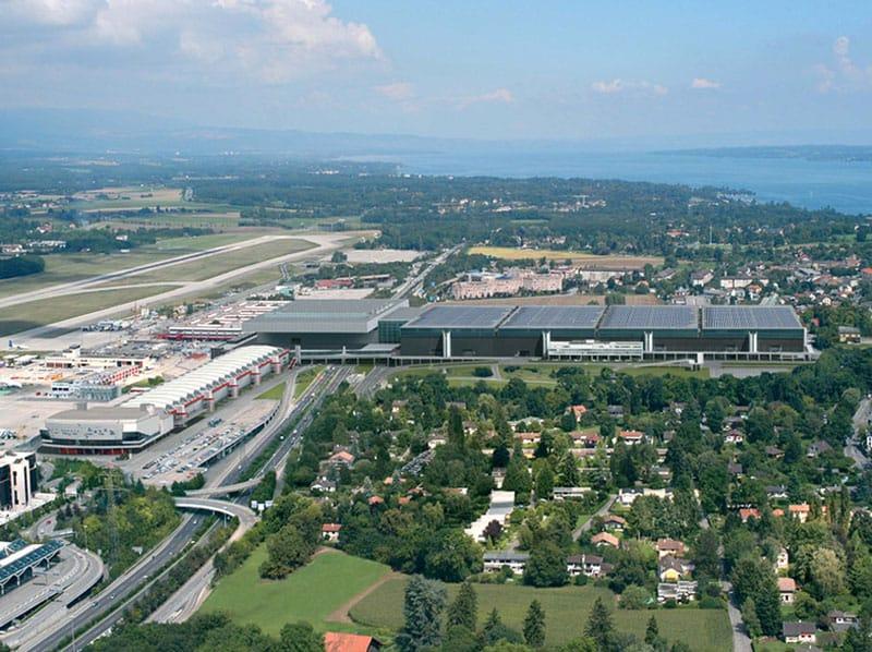 Derbigum costruisce il più grande tetto solare della Svizzera per SIG e Palexpo