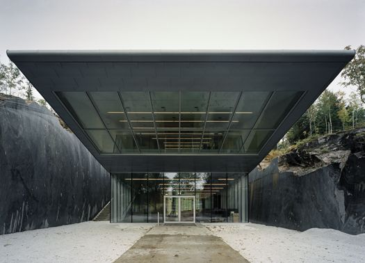 Un'architettura tra le rocce: il Petter Dass Museum di Snøhetta