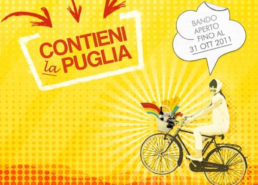 Al via il concorso di design Contieni la Puglia