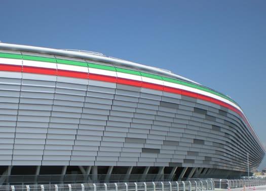 Torino inaugura il nuovo Stadio della Juventus