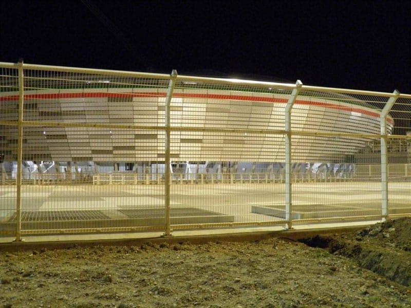 Betafence per il nuovo stadio della Juventus