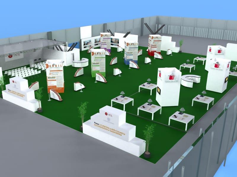 SAIE 2011: importanti appuntamenti con il 'costruire in laterizio' di Andil