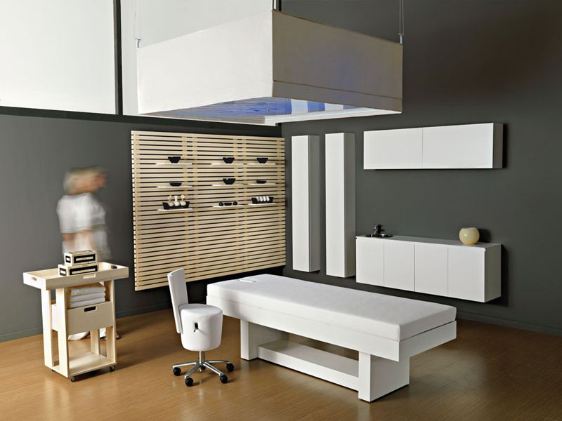 Il benessere olistico con nilo the spa industry for Arredamento centri estetici