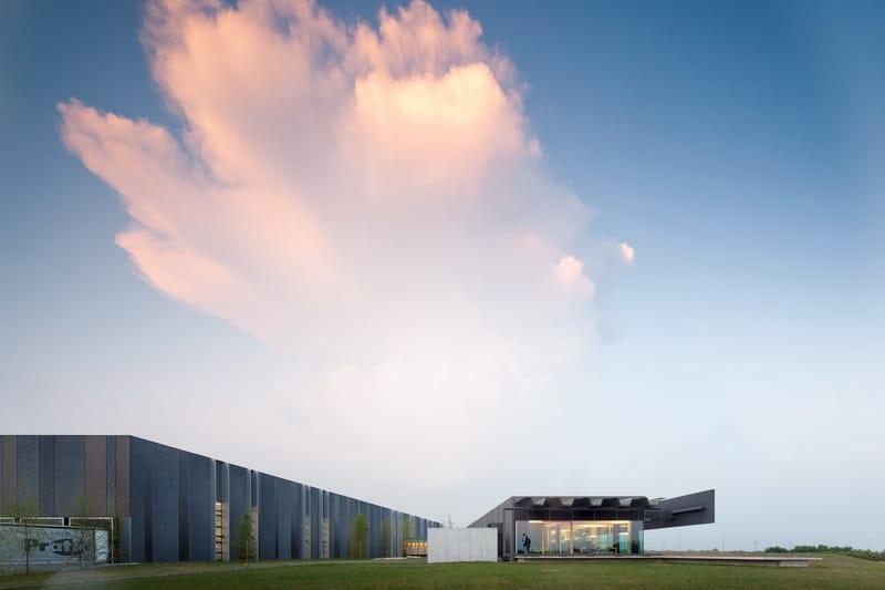 Nuova sede per Pratic: design e sostenibilità ambientale