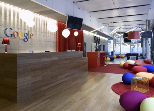 Zurigo: gli uffici di Google firmati Camenzind Evolution