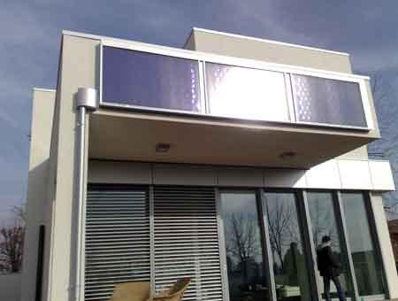 RÖFIX a Modena per il risparmio energetico