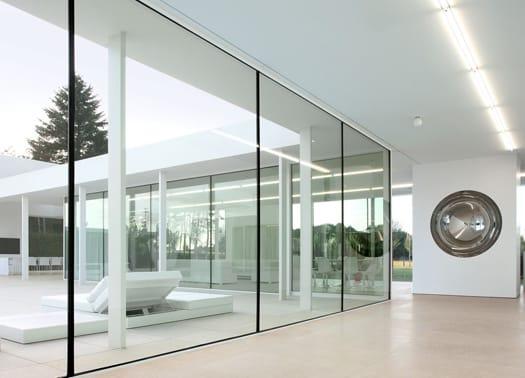 Belgio: Villa V in T di Beel & Achtergael Architects