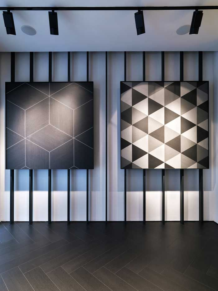 ADI Design Index 2011 per Lea Ceramiche Showroom