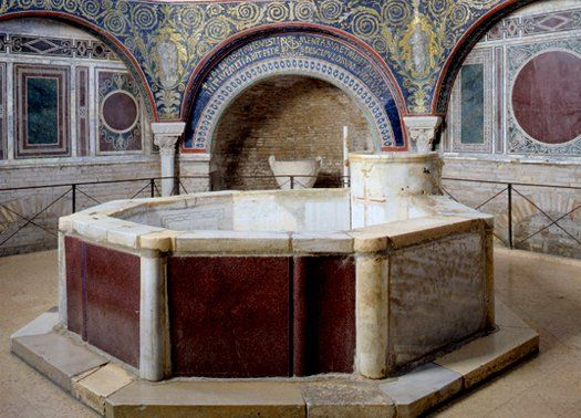 A Ravenna una mostra dedicata al Battistero Neoniano