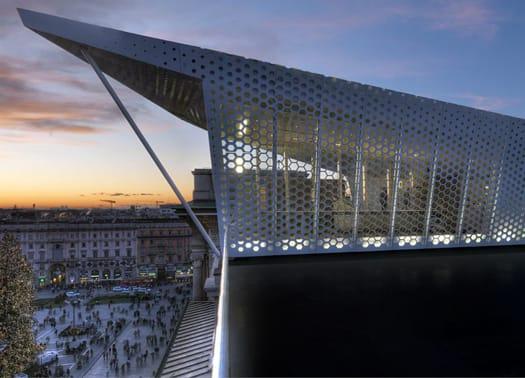 'The Cube' di Park Associati ed Electrolux è a Milano