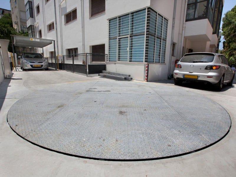 IdealPark ha realizzato a Tel Aviv il sistema di parcheggio più compatto al mondo
