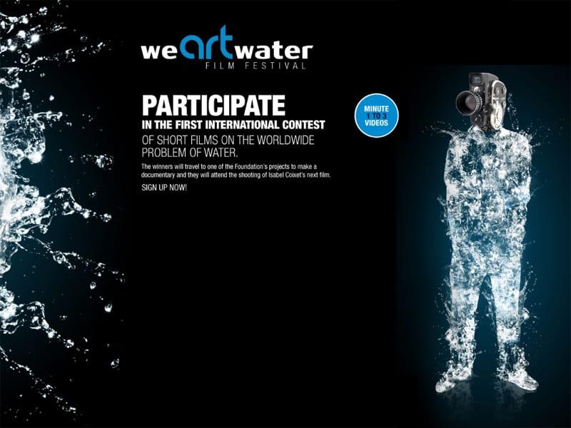 Roca presenta We Art Water Film Festival