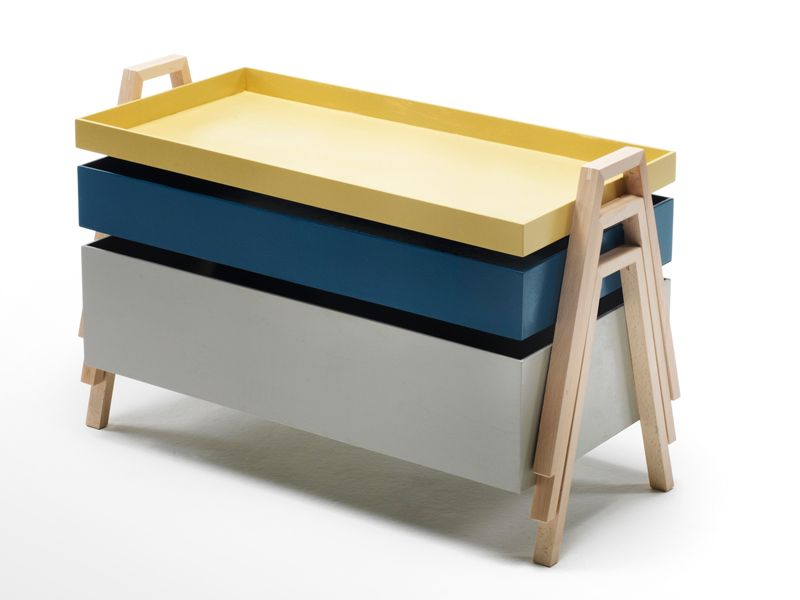 Living Divani tavolini stack table