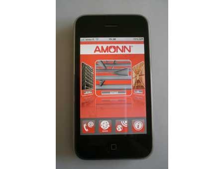 Amonnfire presenta l'applicazione per iphone e ipad