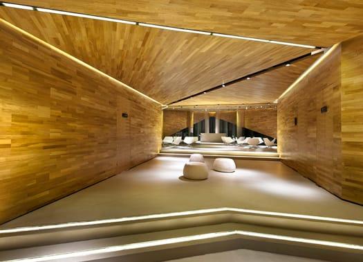 Vanke triple V gallery, a Tianjin: la perfezione costruttiva cinese