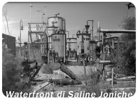 Un Nuovo Waterfront per Saline Joniche, la fase post industriale