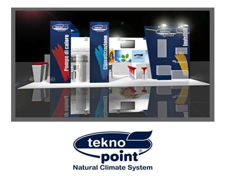 Tekno Point alla Mostra Convegno Expocomfort 2012