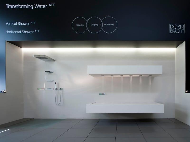 Dornbracht presenta att horizontal shower