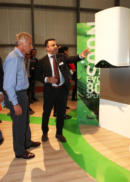 Ariston a Mostra Convegno Expocomfort 2012