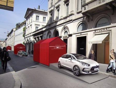Sistem Costruzioni protagonista di MonteNapoleone Design Experience by Citroën