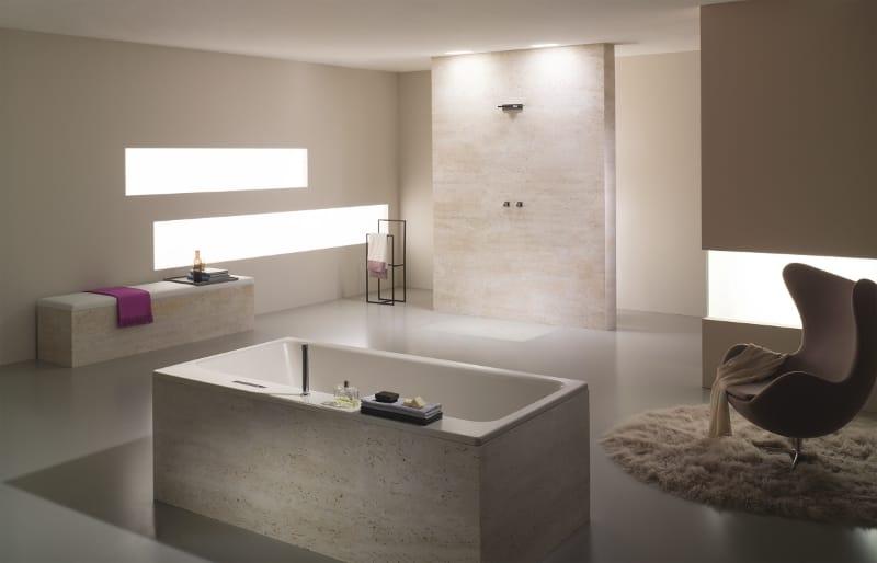Vasca Da Bagno Colorata : Pura natura le vasche da bagno colorate di kaldewei