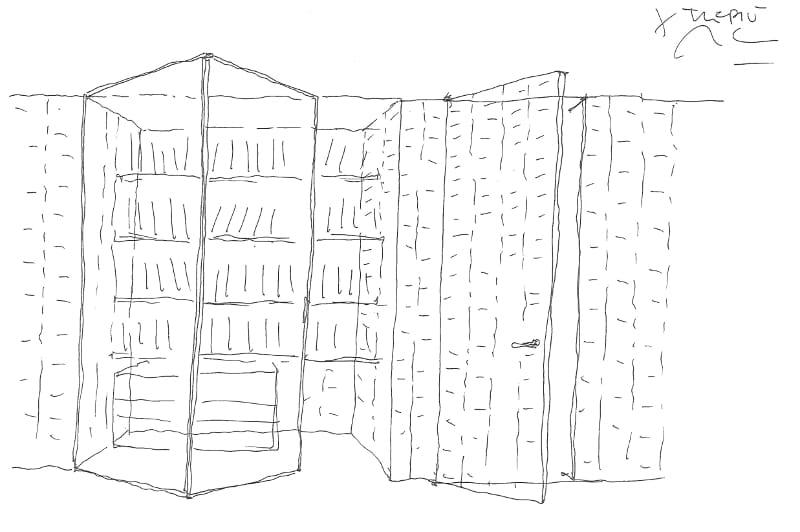 Pavilion Libro, Tre P & Tre Più