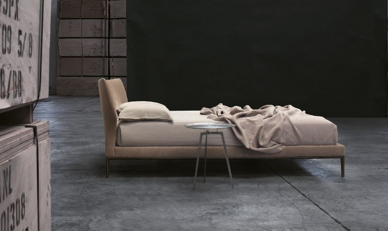ALIVAR, MAYA letto design Giuseppe Bavuso