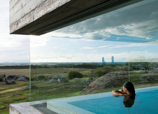 Uruguay: Isay Weinfeld firma l'Hotel Las Piedras Fasano