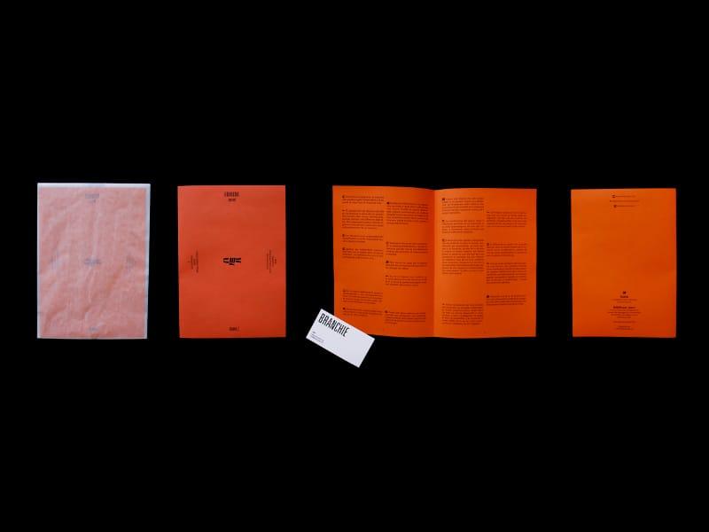 Branchie design Silvia Basso + Giuliana Tammaro