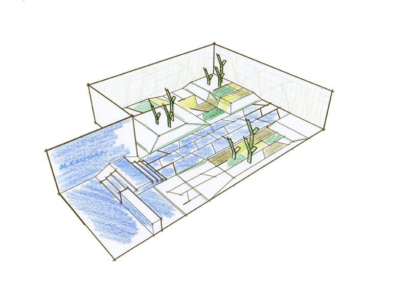 ALCANTARA, The future landscape - Installazione a Superstudio Più