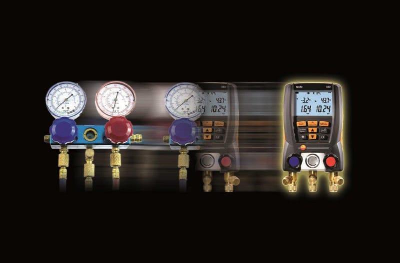 Testo, soluzioni di misura per la refrigerazione
