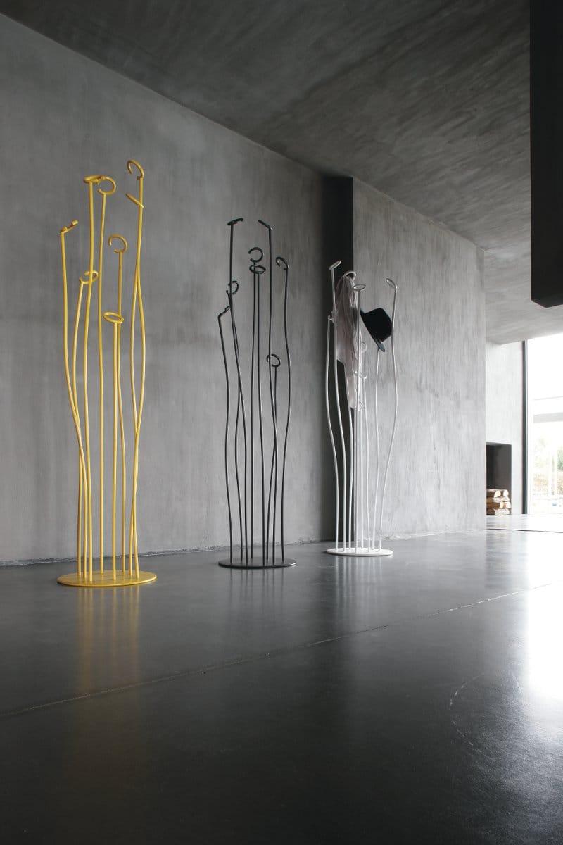 Tonin Casa, appendiabiti Alga design Davide Bozzini
