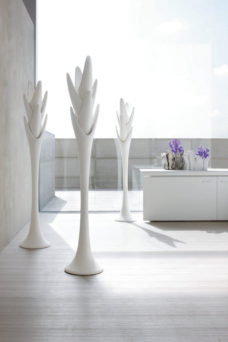 Tonin Casa, appendiabiti-luce Spiga design Angelo Tomaiuolo