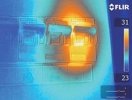 FLIR Systems, Multi Spectral Dynamic Imaging (MSX)