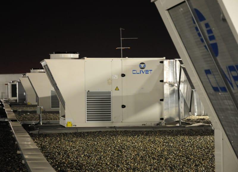Multiplex Clima Solution di Clivet sul podio del comfort