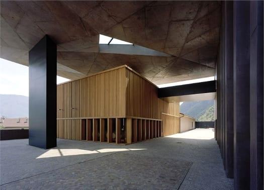 'Architetture recenti in Alto Adige 2006-2012' a SpazioFMG,  Milano