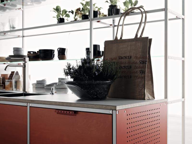 Meccanica la cucina eco sostenibile - Cucine valcucine opinioni ...